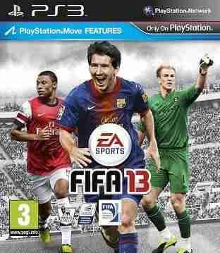 Descargar FIFA 13 [MULTI][Region Free][FW 3.55][DUPLEX] por Torrent